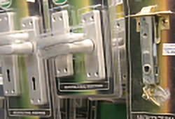 IRONMONGERY (LOCKS, LATCHES, HINGES AND MORE)